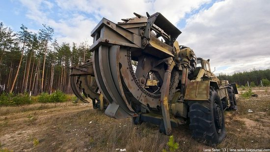 Decommissioned Equipment of Russian Engineering Troops, photo 4