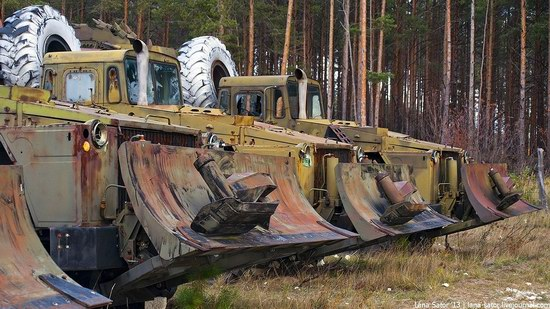 Decommissioned Equipment of Russian Engineering Troops, photo 5