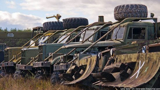 Decommissioned Equipment of Russian Engineering Troops, photo 6