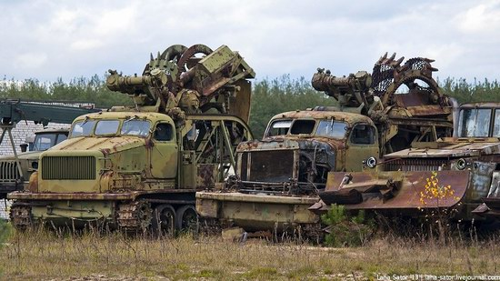 Decommissioned Equipment of Russian Engineering Troops, photo 7