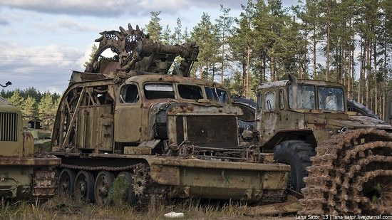 Decommissioned Equipment of Russian Engineering Troops, photo 8