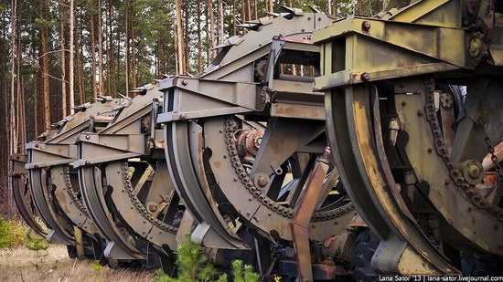 Decommissioned Equipment of Russian Engineering Troops, photo 9