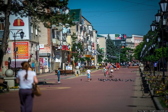 Walking Down the Streets of Cherkessk, Russia photo 11