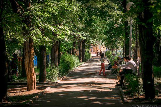Walking Down the Streets of Cherkessk, Russia photo 6