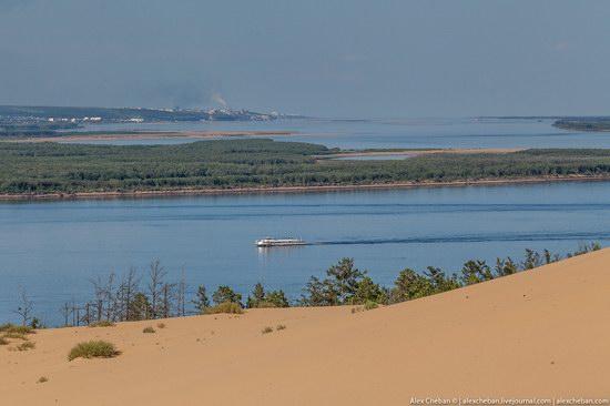 Sand Dunes in Siberia, Russia, photo 19