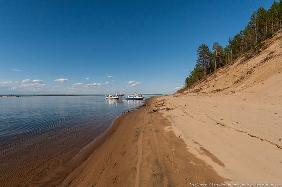 Sand Dunes in Siberia, Russia, photo 6