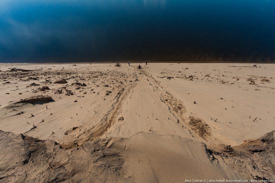 Sand Dunes in Siberia, Russia, photo 8
