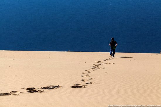 Sand Dunes in Siberia, Russia, photo 9