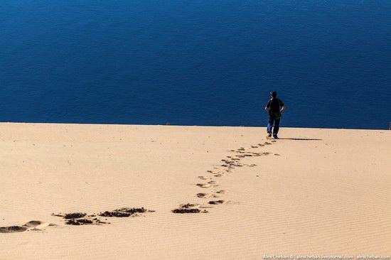 Sand Dunes in Siberia, Russia, photo 9