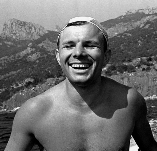 Yuri Gagarin, photo 4