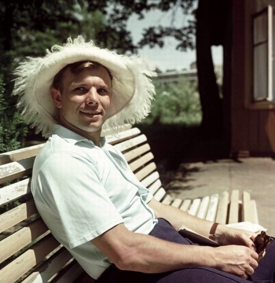 Yuri Gagarin, photo 6