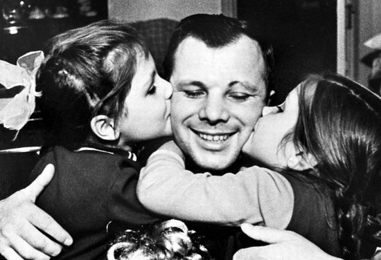 Yuri Gagarin, photo 7