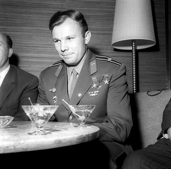 Yuri Gagarin, photo 9