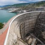 The Second Highest Dam in Russia