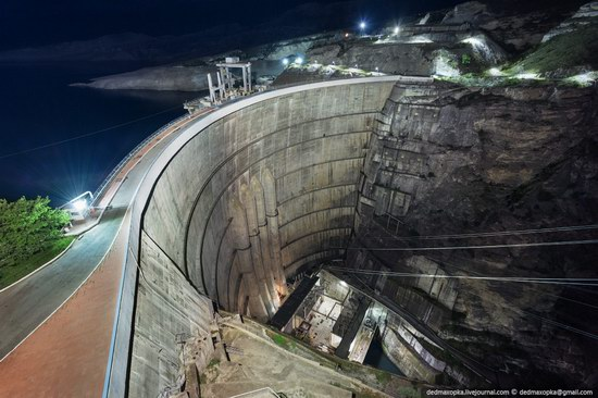 Chirkeisk Hydro Power Plant, Dagestan, Russia, photo 14