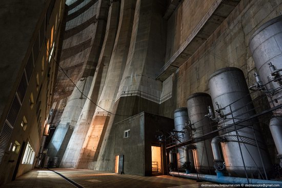 Chirkeisk Hydro Power Plant, Dagestan, Russia, photo 15