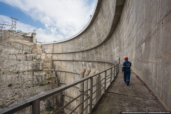 Chirkeisk Hydro Power Plant, Dagestan, Russia, photo 16