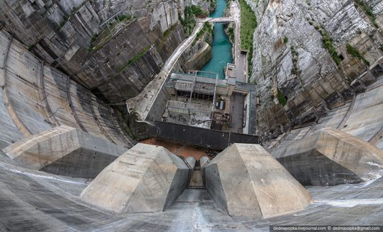 Chirkeisk Hydro Power Plant, Dagestan, Russia, photo 17