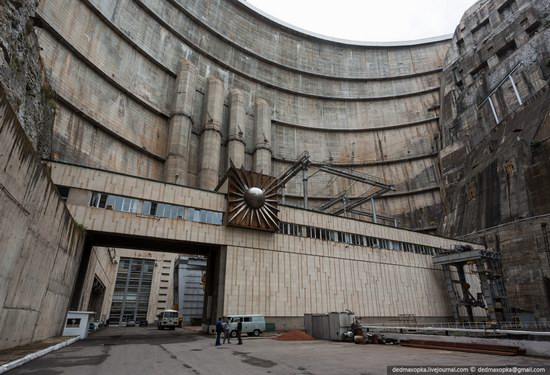 Chirkeisk Hydro Power Plant, Dagestan, Russia, photo 6