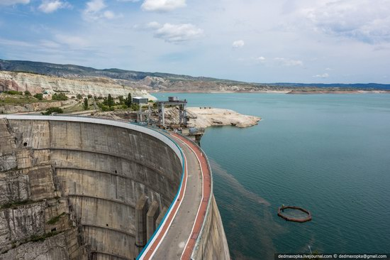 Chirkeisk Hydro Power Plant, Dagestan, Russia, photo 7
