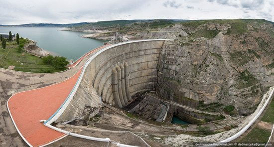 Chirkeisk Hydro Power Plant, Dagestan, Russia, photo 9