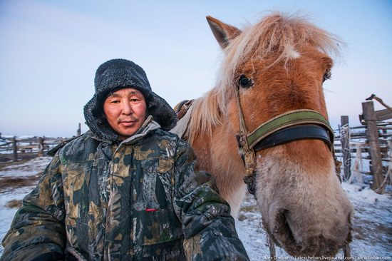 Living in frosty Yakutia, Russia, photo 16