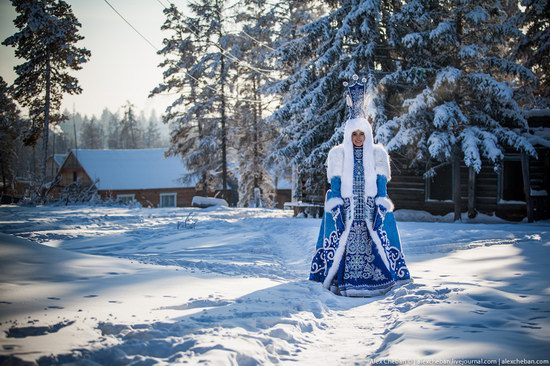 Living in frosty Yakutia, Russia, photo 17