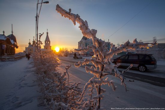 Living in frosty Yakutia, Russia, photo 2