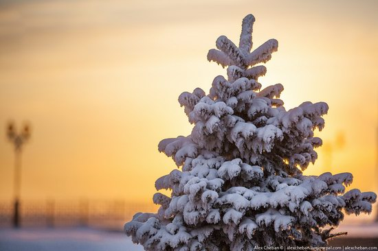 Living in frosty Yakutia, Russia, photo 3