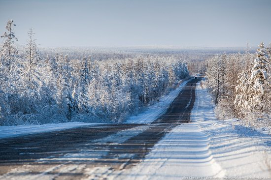 Living in frosty Yakutia, Russia, photo 6