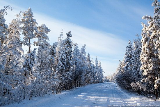Living in frosty Yakutia, Russia, photo 8