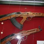 Futuristic Soviet Assault Rifles