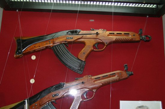 Korobov assault rifles, photo 1