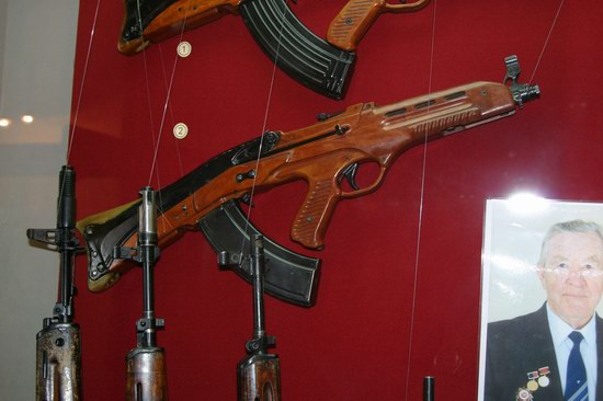 Korobov assault rifles, photo 2