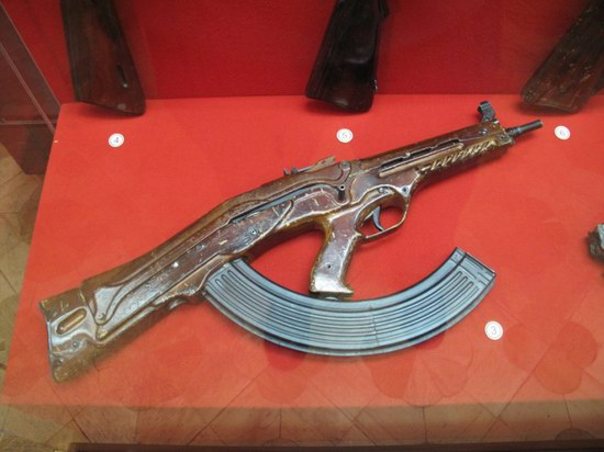 Korobov assault rifles, photo 3