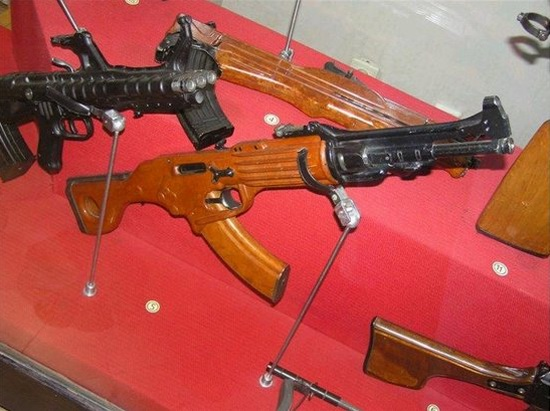 Korobov assault rifles, photo 4