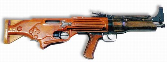 Korobov assault rifles, photo 5