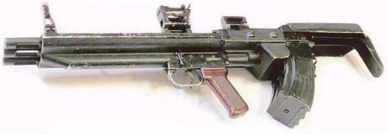 Korobov assault rifles, photo 8