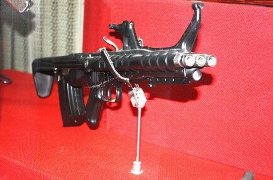Korobov assault rifles, photo 9
