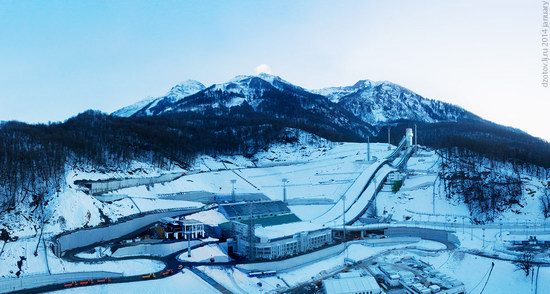 One month before Sochi Olympics, photo 8