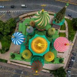 One of the main symbols of Russia from an unusual angle