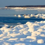 Cold Coast of the White Sea near Solovki