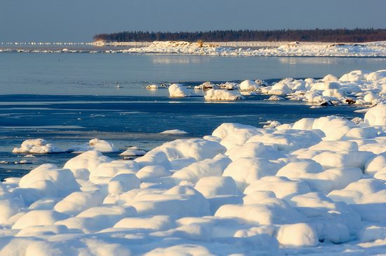 Cold Coast of the White Sea, Solovki, Russia, photo 1
