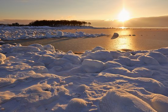 Cold Coast of the White Sea, Solovki, Russia, photo 10