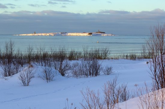 Cold Coast of the White Sea, Solovki, Russia, photo 2