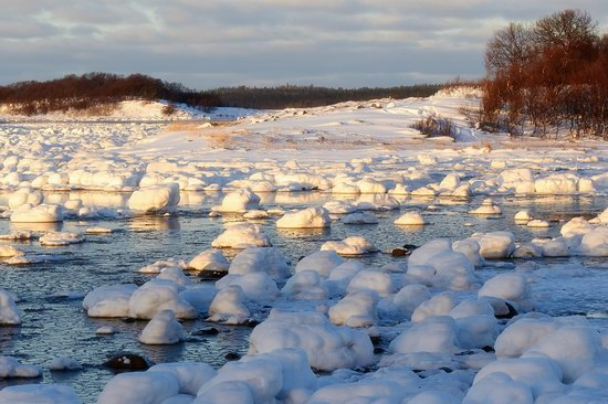 Cold Coast of the White Sea, Solovki, Russia, photo 4
