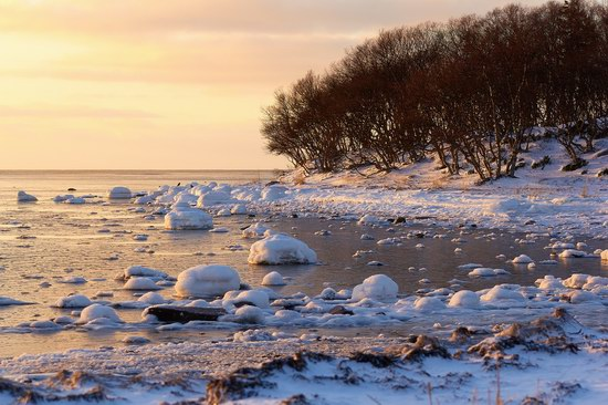 Cold Coast of the White Sea, Solovki, Russia, photo 5