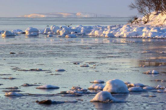 Cold Coast of the White Sea, Solovki, Russia, photo 6