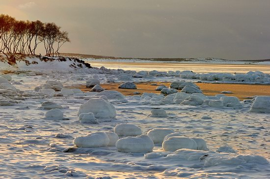 Cold Coast of the White Sea, Solovki, Russia, photo 8