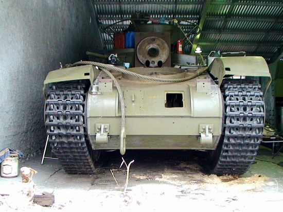 Five-turret Soviet tank, photo 2